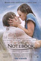 2004 THE NOTEBOOK Movie POSTER 11x17 Promo Ryan Gosling Rachel McAdams - $7.99