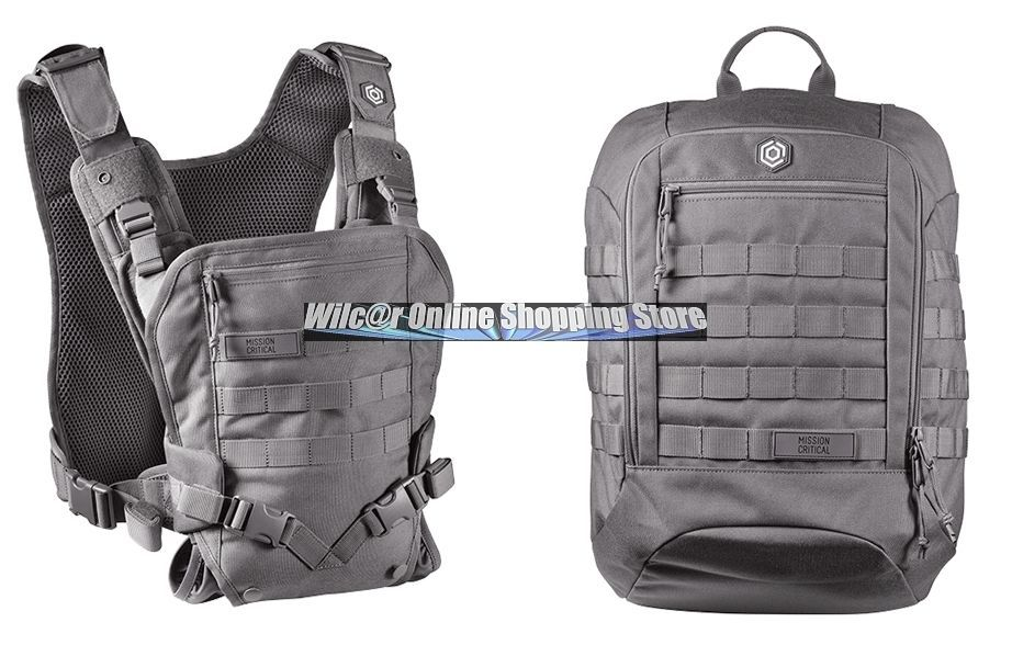 Tactical men baby carrier front backpack dad and 50 for Daddy carrier
