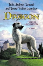 DRAGON, Hound Of Honor: Irish Wolfhound Story - New Softcover @ZB - $8.95