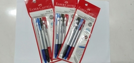 Faber Castell Ball Point Pen Type Grip X  9 pens set with 0.7mm tip  - $9.45