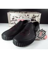 Vans x Marvel Black Widow Classic Slip-on Sneaker 7 Men (8.5 Women) - $49.95