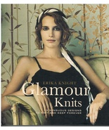 Book of Glamour Knits 15 Sensuous Designs to Knit by Erika Knight - $8.99