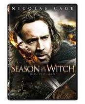 DVD - Season of the Witch DVD  - $6.64