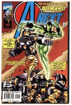 A-NEXT #7-1999-FIRST Hope Pym (Van Dyne) Red QUEEN-ANT-MAN Movie - $31.53