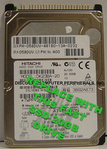 "20GB Fast SSD Replace DK23BA-20 with this 2.5"" 44 PIN IDE SSD Solid State"