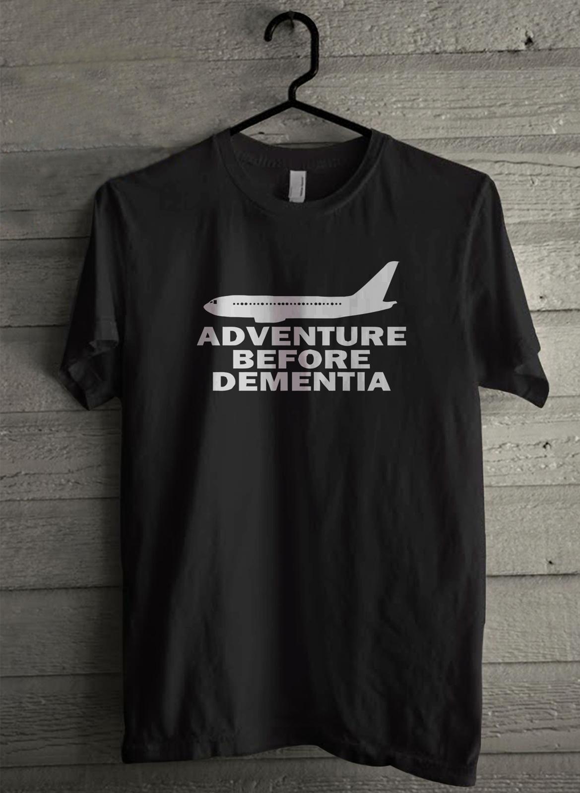 Flying adventure before dementia