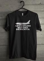 Flying Adventure Before Dementia - Custom Men's T-Shirt (3328) - $19.13+