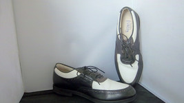 Footjoy - Women's Black/White Golf Shoes - Size 8.5-N - $28.95
