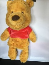 Gund Disney Winnie the Pooh Bear Plush Hand Puppet  L05 - $9.89