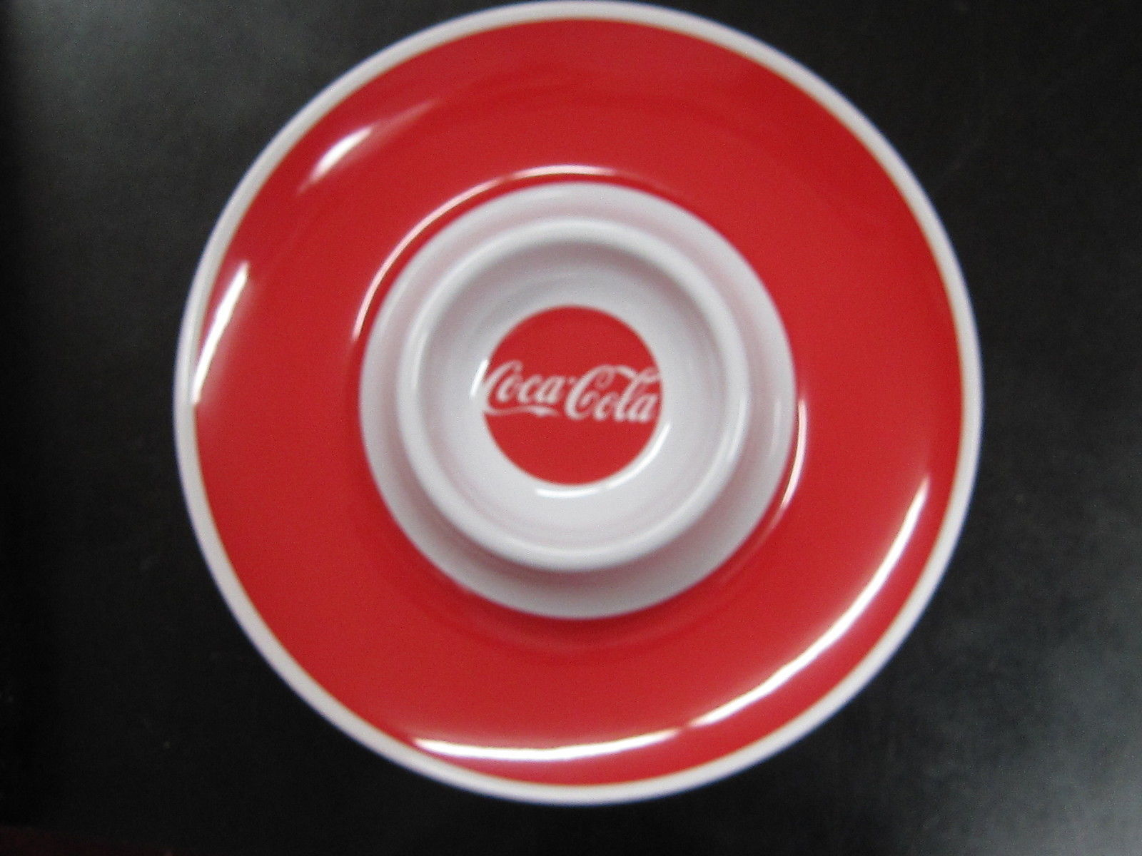 Primary image for Coca-Cola Chip & Dip Serving Dish - NEW