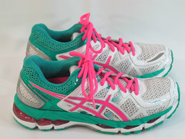 ASICS Gel Kayano 21 Running Shoes Women's Size 6.5 US Excellent Plus Con... - $72.40
