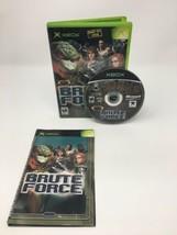 Brute Force (Microsoft Xbox, 2003) - $5.30