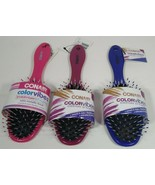 Conair Color Vibes Everyday Stylers Flexible Cushion Brush - $7.99