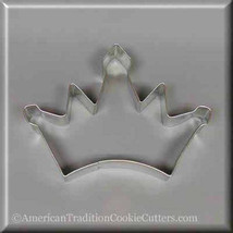 "5"" Crown Metal Cookie Cutter #NA8056 - $1.99"
