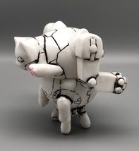 2-Sided Mecha Cat image 4