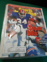 SPORTS ILLUSTRATED Jan.20,1992.... MIKE TYSON'S RAPE TRIAL.....-FREE POS... - $8.50