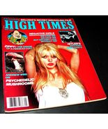 HIGH TIMES MAGAZINE May 1982 Psychedelic Mushrooms Zippy The Pinhead Hit... - $22.49