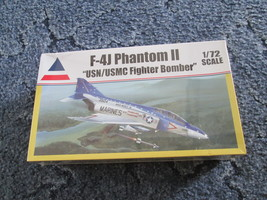 Accurate Miniatures F-4J Phantom II USN/USMC Fighter Bomber 1/72 scale - $24.99