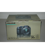Fujifilm Fuji Finepix S4000 720p HD 14MP Digital Camera 30X SWAOZ Lens 3... - $199.00
