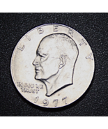 Authentic Eisenhower Dollar, minted them from 1971 through 1978 - $7.99