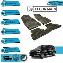3D Molded Floor Mats Liner Interior Protector Fits Ford Kuga Escape 2012... - $74.71