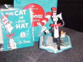 Hallmark Dr. Seuss Cat In The Hat Rainy Day Games Figurine W/Box 1st Edi... - $93.49