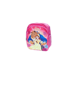 "Disney 12"" Princess Beauty & The Beast Children Backpack School Bag Travel - $18.51"