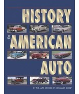 Pil History of the American Auto Consumer's Guide - $39.55