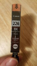 Genuine Canon 226 Black CLI-226 BK Ink Tank Cartridge Factory Sealed - $6.76