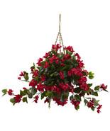 Bougainvillea Hanging Basket UV Resistant (Indoor/Outdoor) - $74.05