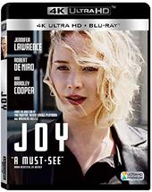 Joy (4K Ultra HD + Blu-ray)