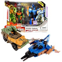 Year 2008 Transformers Universe G1 Exclusive AUTOBOT AMBUSH ROADBUSTER &... - $129.99