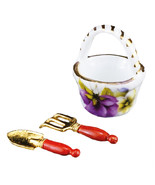 Dollhouse Garden Basket Set 1.813/5 Reutter Miniature 2018 - $13.30