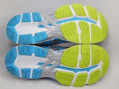 Asics GT 2000 v 4 Women's Running Shoes Size US 10.5 D WIDE EU 42.5 Silver T657N