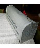 Superior Sheet Metal Works Co Mail Mailbox Galvanized Rural Farm 19 X 9 ... - $96.74