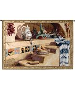53x38 ADOBE DREAMS Southwest Native American Indian Tapestry Wall Hanging - $159.95