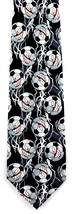 Soccer Ball Madness Mens Neck Sports Fan Novelty Coach Gift Black Necktie - $15.79