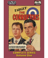 TARGET: THE CORRUPTORS - COMPLETE SERIES - $48.49