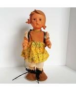Rosl Hummel Vinyl Doll & Clothes Dress Backpack Underware Slip Socks Sho... - $19.99