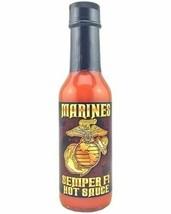 Semper Fi Habanero Marine Corps Hot Sauce - $9.82