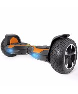"Orange All Terrain 8.5"" Bluetooth Off Road Hoverboard High Speed Scooter - $329.00"
