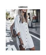 Women Summer Fashion Beach Tops Swimsuit Cover Up Plus Size Long Sleeve ... - $45.95