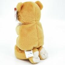 1998/1999 Ty Beanie Baby Original Hope the Praying Bear Beanbag Plush Doll Toy image 2