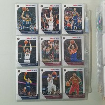 2019-2020 Panini NBA Hoops Base Set Builder Lot of 121 Mint Basketball C... - $99.99