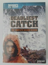 Deadliest Catch: Season 2 Mike Rowe, Brian Greer, Rick Quashnick, Donna ... - $9.85