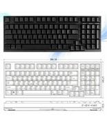 Leopold FC980C Keyboard Topre Electrostatic Switch Dye-Sub Black/PBT Kor... - $289.99