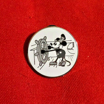 2017 Disney Trading Pin Magical Mystery Pins Steamboat Willie Series 11 121038 - $16.99
