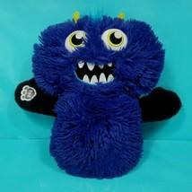 """Build a Bear Monster Mixter 13"""" Plush Blue Interchangeable Limbs w/ One Limb  - $21.77"""