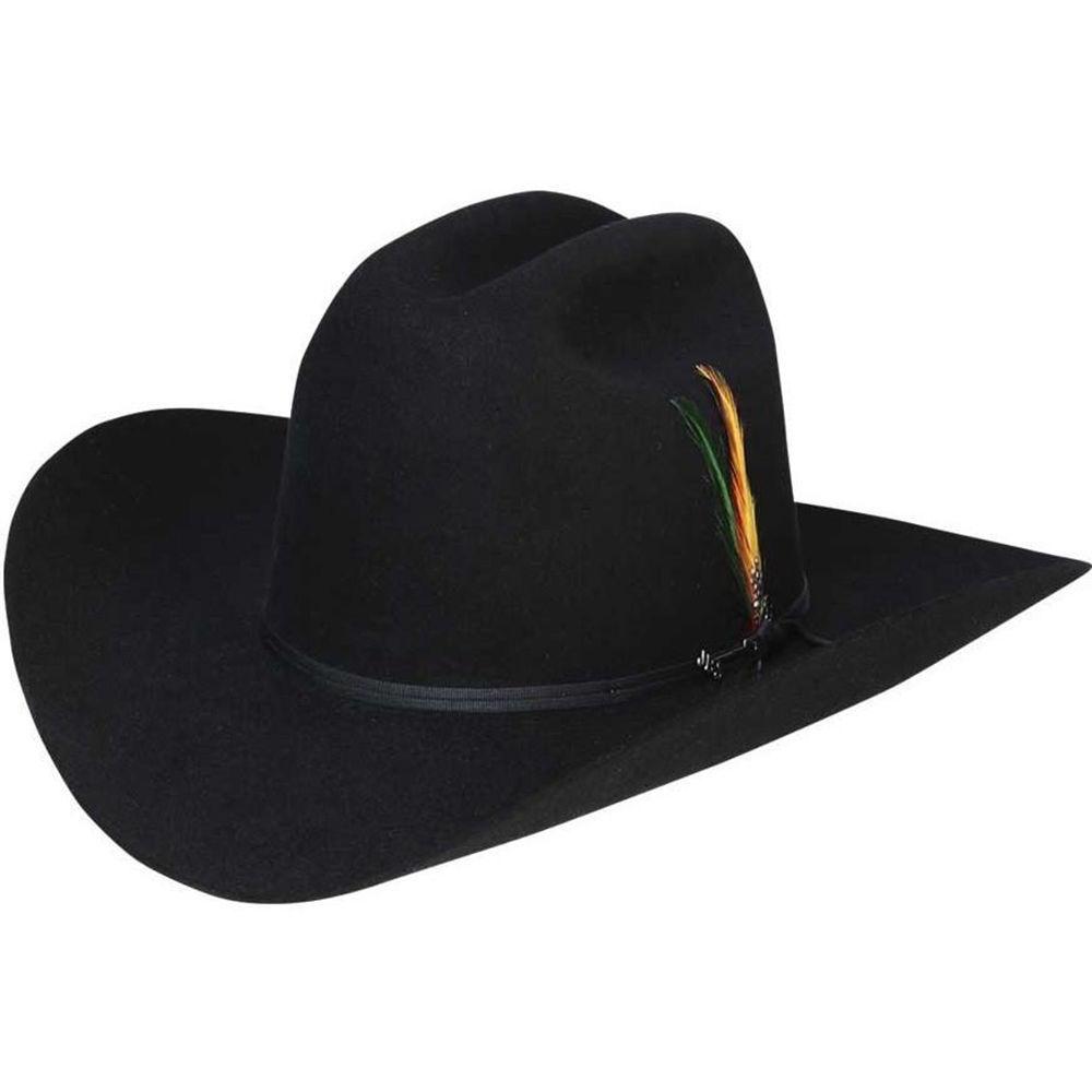 Stetson Men s 6X Rancher Hat Black -  239.95 2954bdce131c