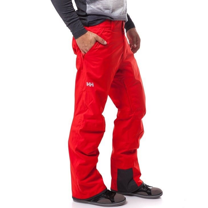 250$ Helly Hansen Mens Velocity insulated ski snowboard pants size XL  image 4